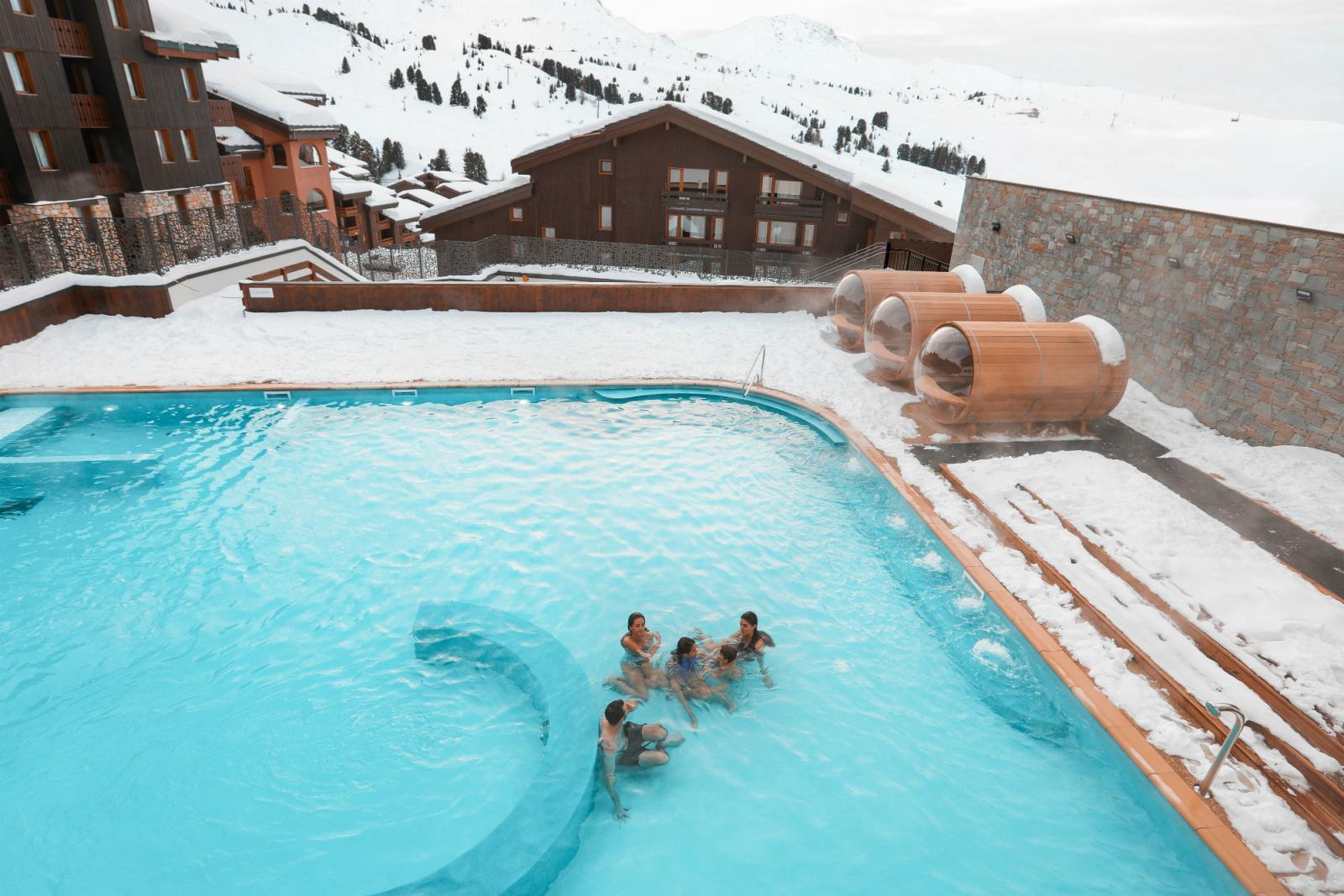 Wintersport en wellness: twee voor de prijs van één