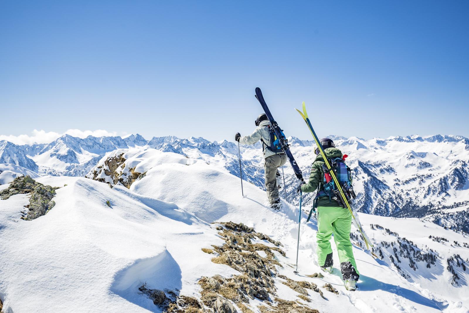 Wintersporten in Spanje