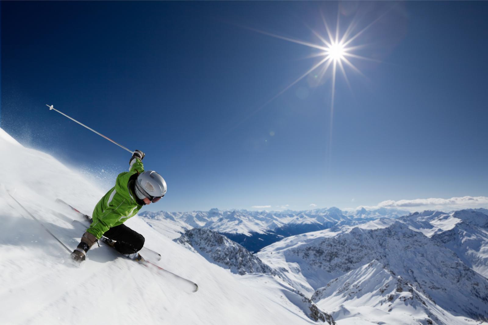 Wintersporten in Zwitserland