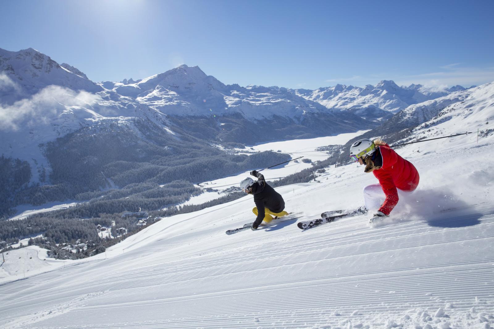 Engadin-Sankt Moritz