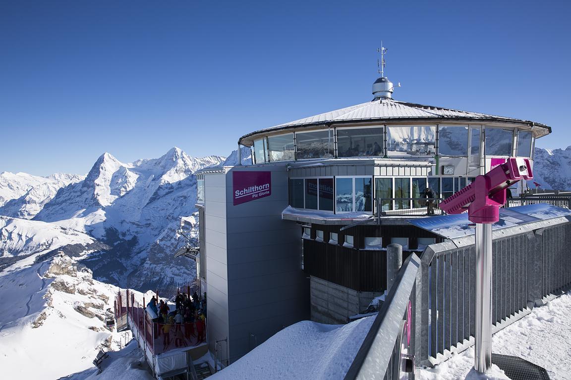 360º-restaurant Piz Gloria