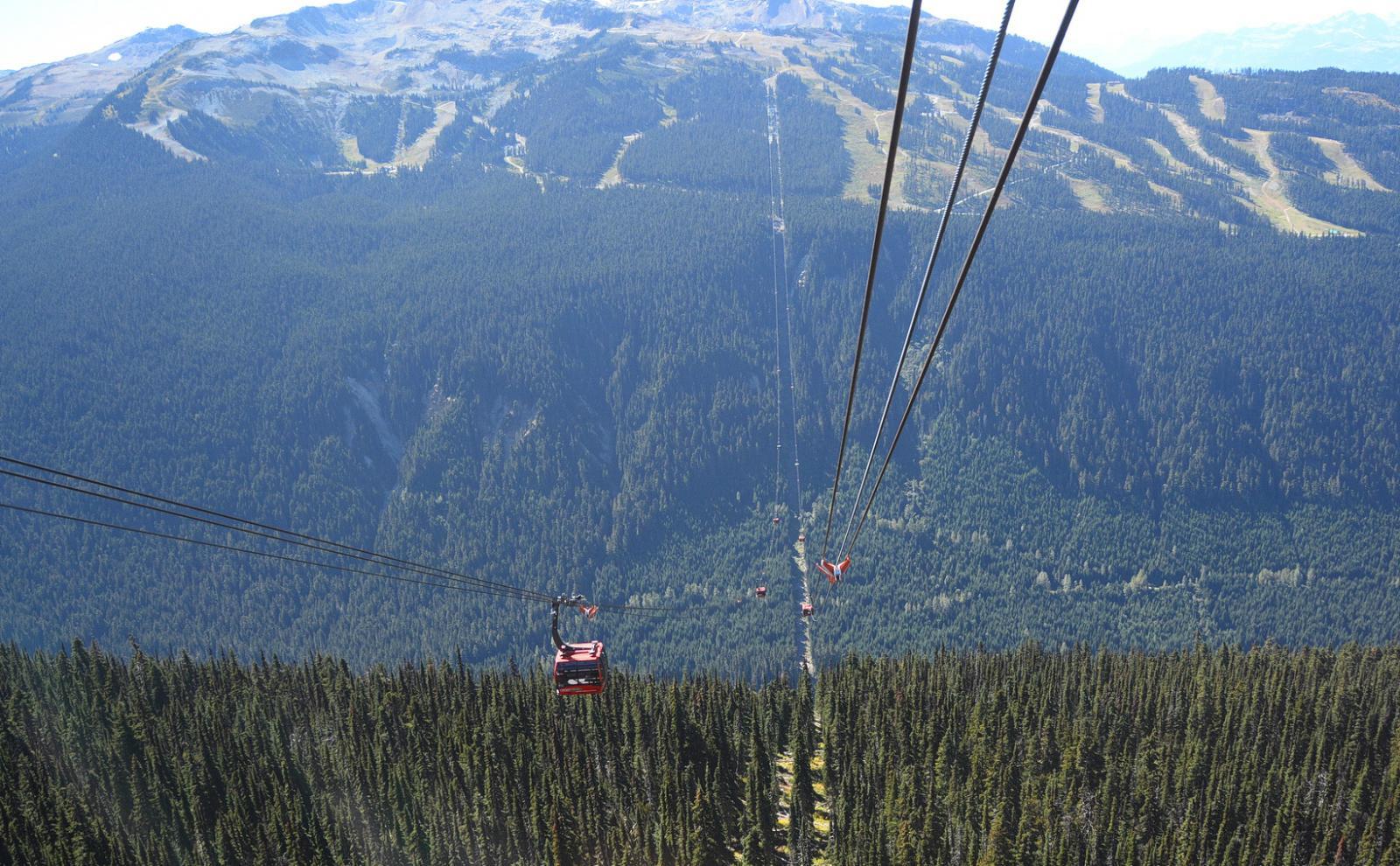 Deze 5 toffe skiliften zijn niet voor mensen met hoogtevrees