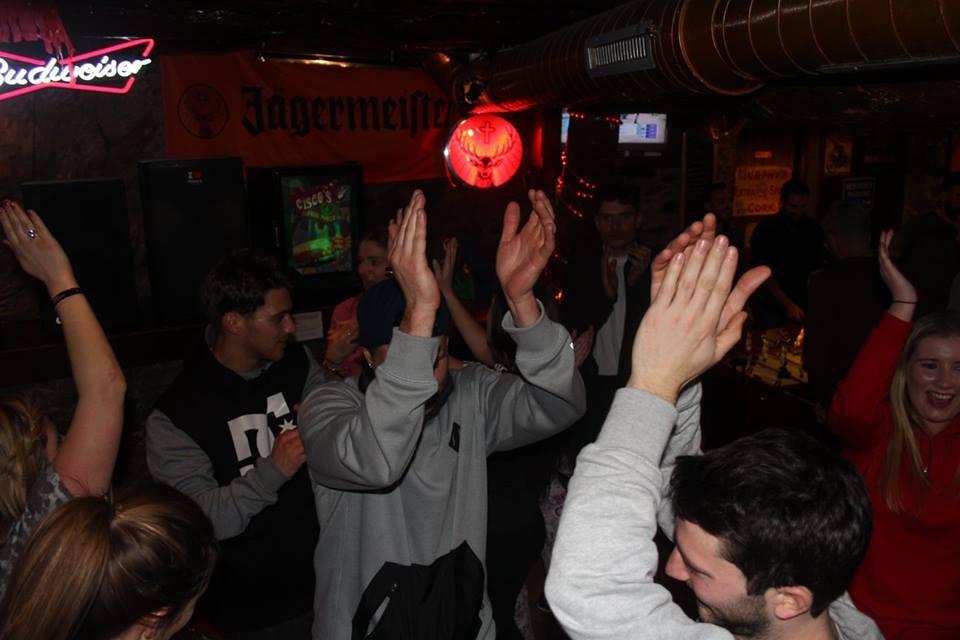 Cisco's Funky Bar