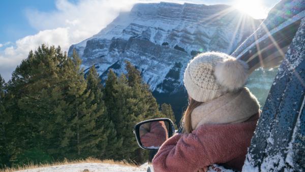 5 x tips voor wintersport met de auto