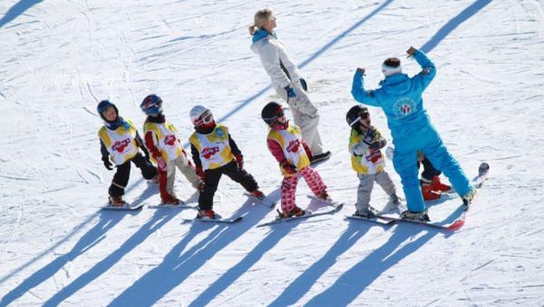 """De skilerares onthult: """"Wij zijn de goden van de piste!"""""""