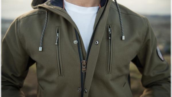 Goed voorbereid op avontuur met het JAGO Jacket