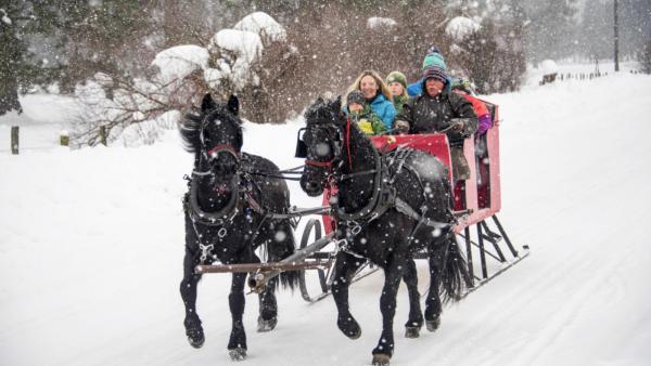 Idaho boordevol alternatieve winteractiviteiten naast de piste