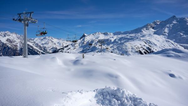 10x heel sneeuwzekere skigebieden in Europa