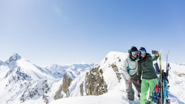5 landen waarvan je niet verwacht dat je er kunt skiën