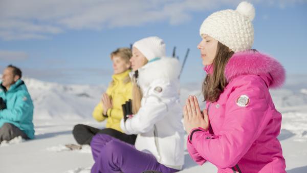 Zorg goed voor jezelf tijdens een skivakantie in Val Thorens