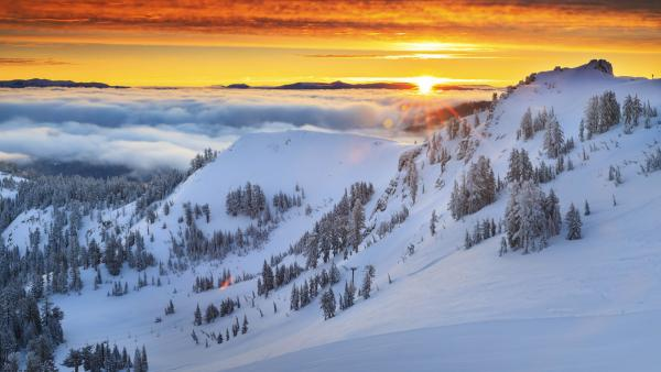 Deze Amerikaanse skigebieden ken je vast nog niet, maar mag je niet missen!